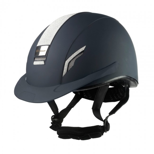 RH038 - Whitaker VX2 Sparkle Helmet in Navy