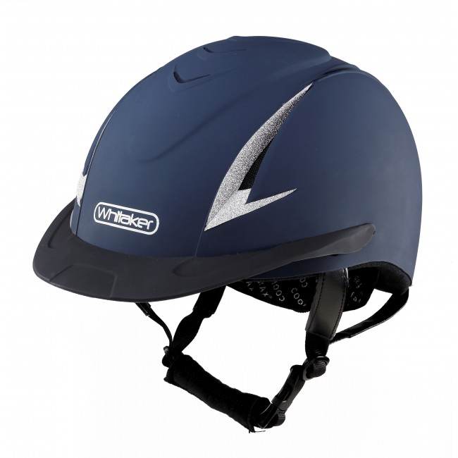 RH041 - Whitaker New Rider Generation Helmet in Navy