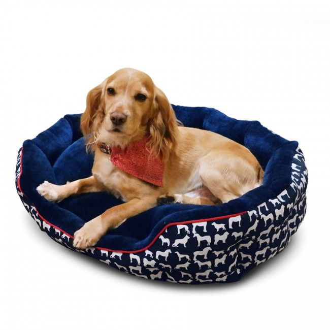 D036 - Stanbury Reversible Dog Bed