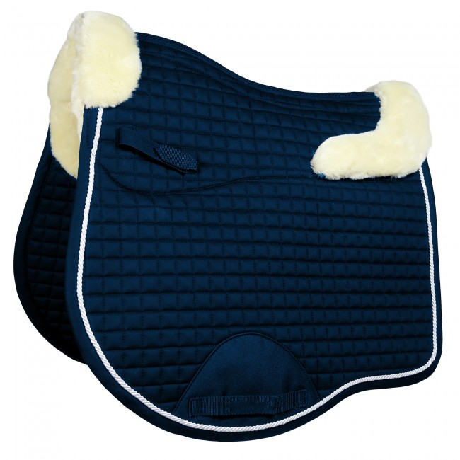 SP066 Sheffield Dressage Saddle Pad