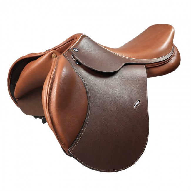 JWS054 - Argento Showjumping Saddle (Model used by John Whitaker)