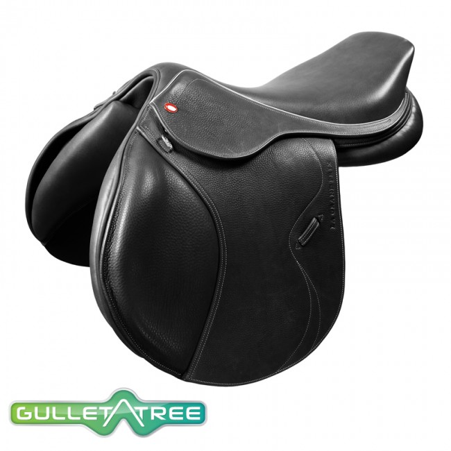 JWS034G - Gullet System LA Grand Prix Professional Saddle