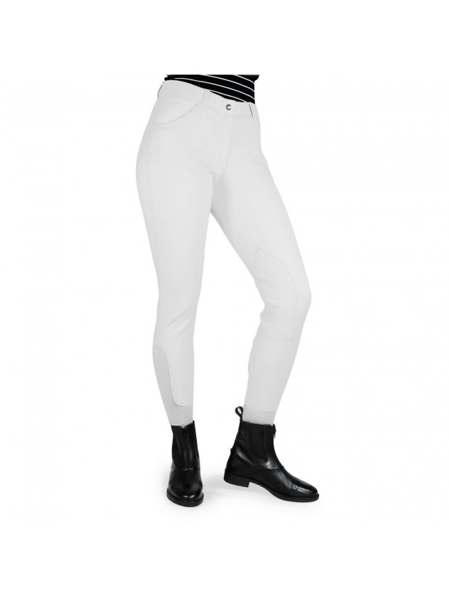 BWW Maya White Breeches