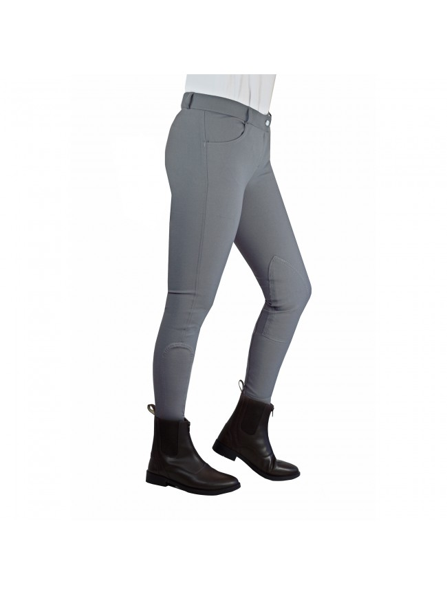 BWG Maya Grey Breeches