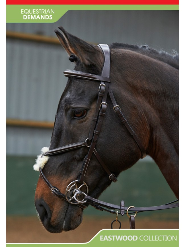 BR050A - Eastwood Mexican Bridle