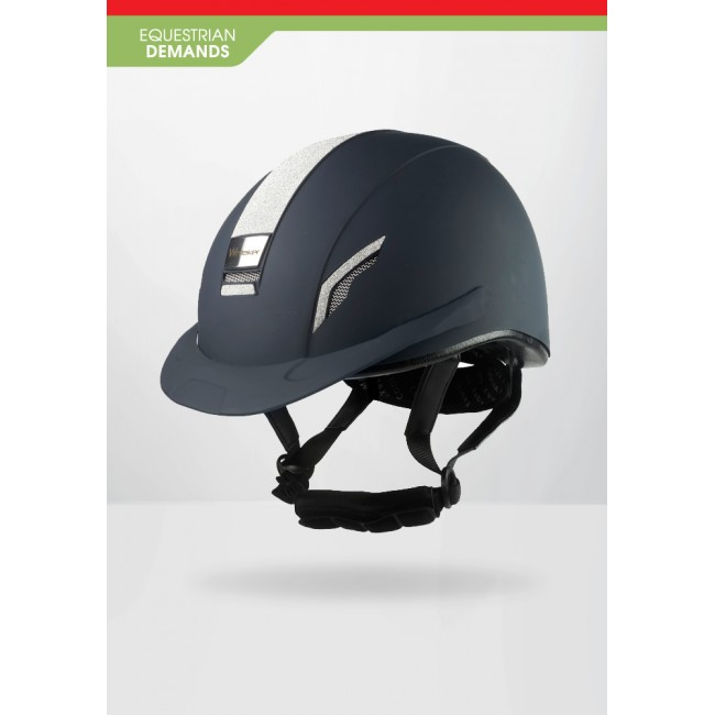 RH038 - Whitaker VX2 Competition Approved Helmet with Sparkles