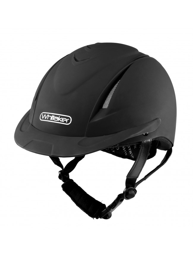 RH040 - Whitaker New Rider Generation Helmet in Black