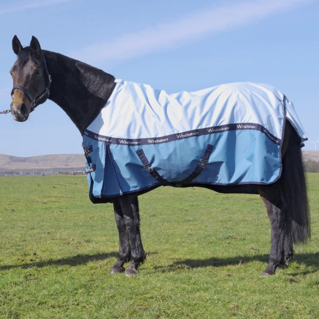 R157 Healey Lightweight 2-Tone Turnout Rug