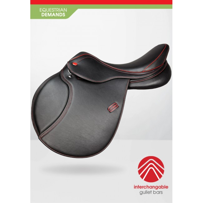 JWS051R - Barnsley X-PRO Pony Saddle - Limited Edition