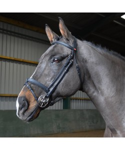 BR056 - Ready to Ride Snaffle Bridle