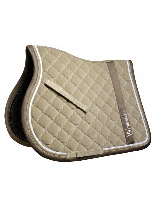 SC050 - Wheatley Velour Saddle Pad