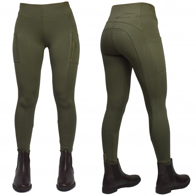 B230 Kinsley Pull-on Riding Tights