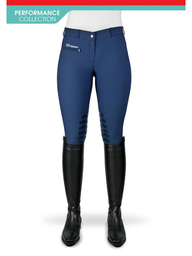 B123 - Dortmund Ladies Performance Breeches with Aqua-X