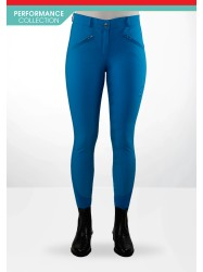 B142L - Miami Ladies Breeches with Full Silicone Seat