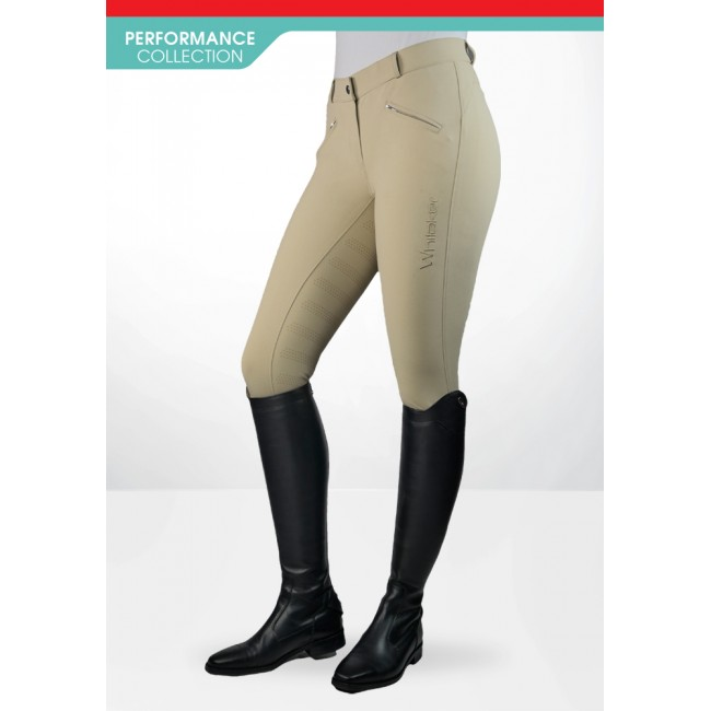 B142K - Miami Kids Breeches with Full Silicone Seat