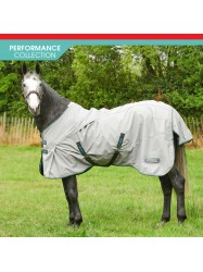 R198 Buenos Aires Lightweight No Fill Turnout Rug