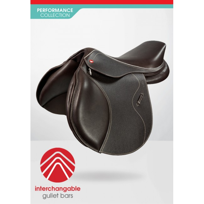JWS041G - Gullet System Rio Kids Pony Saddle