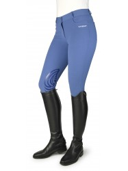 B155 - Collingham Ladies Breeches with Silicone Knee Patches