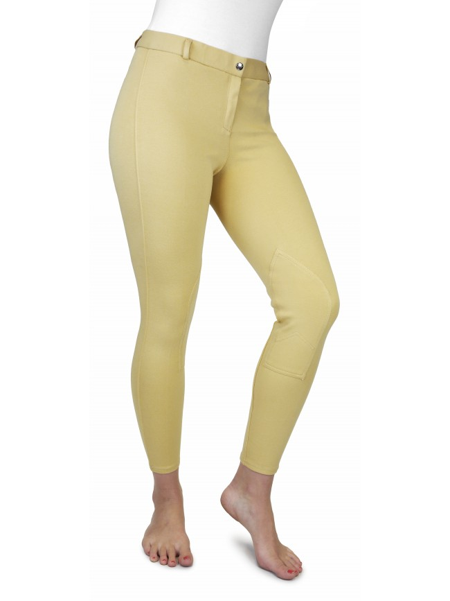BWLK Emma Breeches - Canary