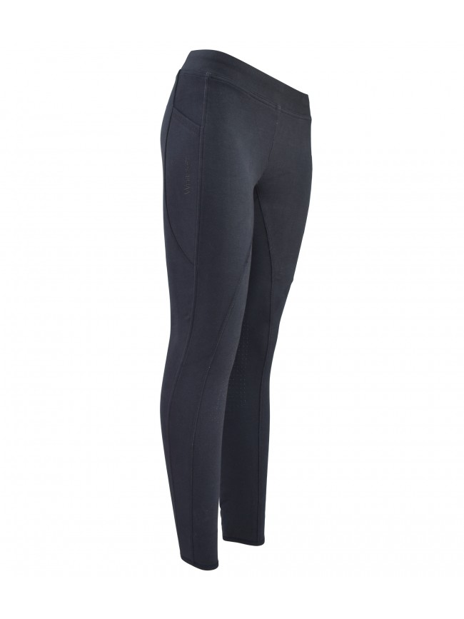 B197 Dovedale Riding Joggers in Navy