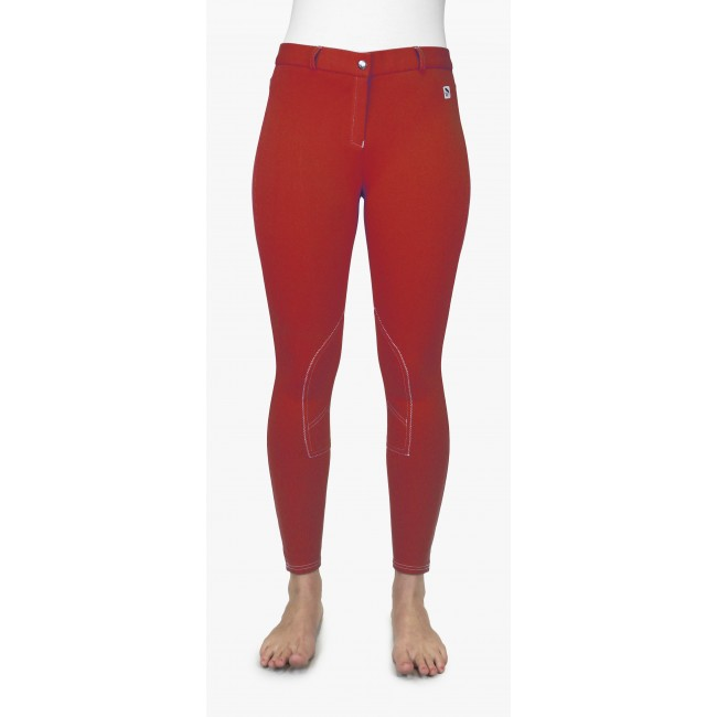 BWLK Emma Breeches - Bright Red