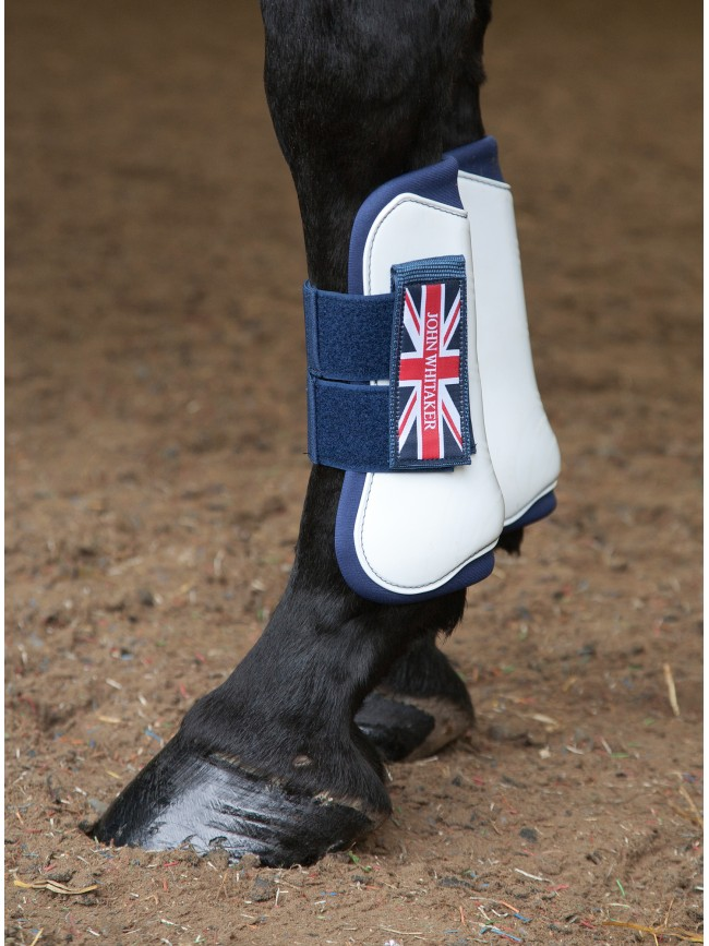 LP034 Tendon and Fetlock Set Full Union Jack