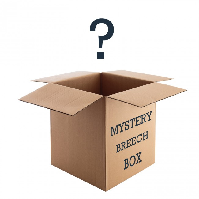 Lucky Dip Ladies Breech Mystery Box - 3 pairs for £45 -RRP £150
