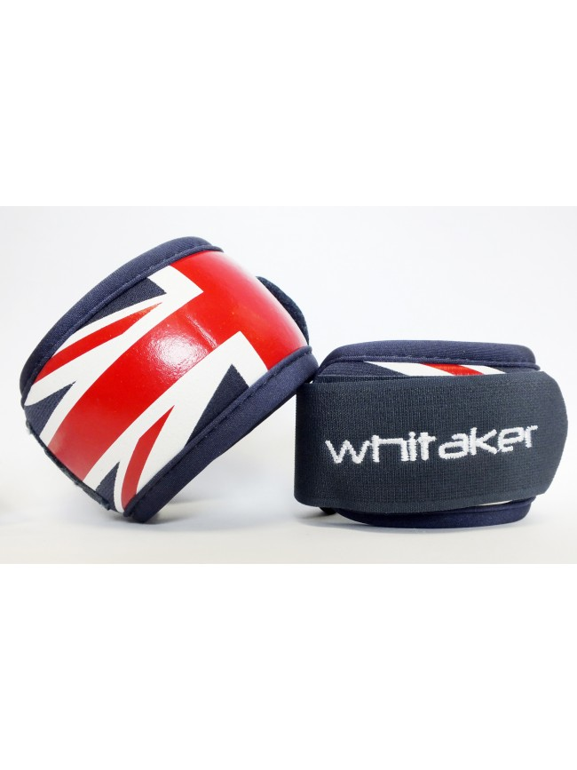 LP033 Leg Bands Union Jack One Size