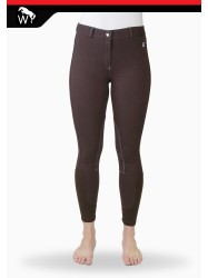 K1BR - Ava Knitted Breeches in Brown