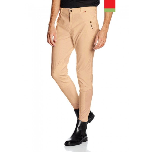 B076 - Men's Whitaker Self Seat Horbury Breeches