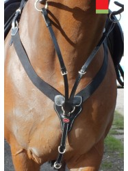 BP048V - Eastwood Elasticated Breastplate