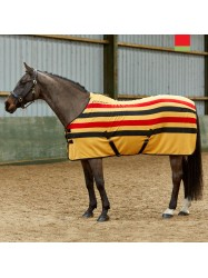 R069 John Whitaker Holywell Fleece Stripe Rug