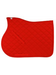 Facebook Offer - Alex Saddle Pad in Red