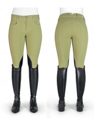 Ivy Heritage Green Breeches - Model 28