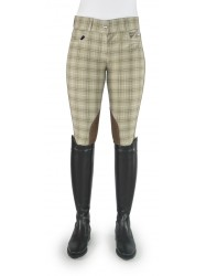Ivy Checked Breeches - Model C94