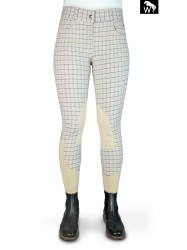ONLINE EXCLUSIVE -BW26 Emma Light Cream Breeches