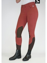 ONLINE EXCLUSIVE -BW63 Emma Red Checked Breech