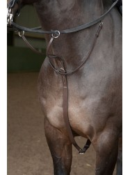 Running Martingale with Silver Fittings