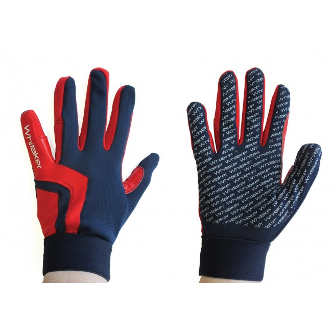 G024 Whitaker Grip Gloves  XL & XXL  Navy/Red/White