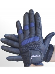 GL9- JW Leather Competition Gloves with Lycra Inse