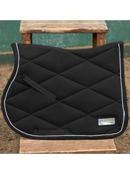 SC024 - JW Signature Plaque Saddle Pad