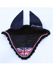 Bling Union Jack Fly Veil