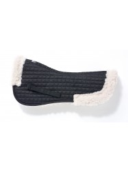 Whitaker Artificial Sheepskin Saddle Pad