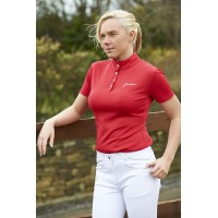 PS022- New Bling Signature Performance Polo